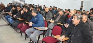 Sorgun'da KOSGEB bilgilendirme toplantısı