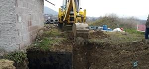 Jandarma ekipleri gizli yeraltı yakıt tankı ele geçirdi
