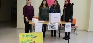 Köy okullarında okuyan öğrenciler için yardım kampanyası başlattılar