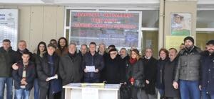 """Garda """"Ada Treni"""" imza kampanyası devam ediyor"""