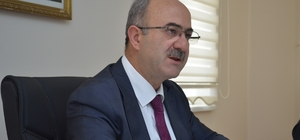 """Başkan Gülcüoğlu: """"Tüm alçaklıklara rağmen terör bu topraklardan silinip atılacak"""""""