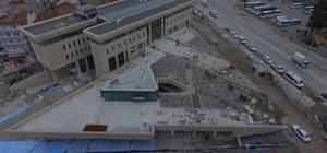 Karamürsel modern belediye binasına kavuşuyor