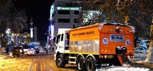 Malatya'da kapalı yol kalmadı