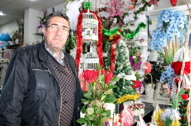 çiçekçiler Yılbaşı Gününü Heyecanla Bekliyor Adıyaman Haberleri