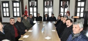 Gümüşhane Belediye Meclisi Toplantısı
