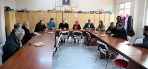 Eyüp Yeşilpınar'da kalpler Halep için atıyor