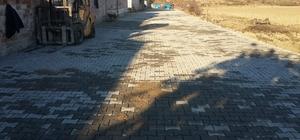 Kılcanlar Mahallesi'ne kilit parke çalışması