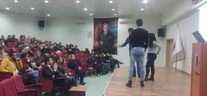 Çanakkale Sosyal Güvenlik İl Müdürlüğünden öğrencilere seminer