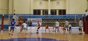 Haliliye Belediyespor voleybol takımından büyük başarı