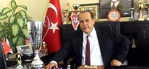 Başkan Ozan'dan Karpuzlu Belediyespor'a teşekkür