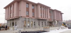 Çubuk'ta Sosyal Hizmetler Merkezi çalışmaları