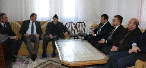 Milletvekili Köktaş'tan ziyaretler