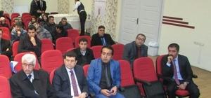Van'da 'evde bakım komisyonları' toplantısı