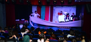 Beylikdüzü'nde 120 bin kişi ücretsiz sinema ve tiyatro izledi