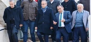 Turan, Lapseki'de vatandaşlarla buluştu