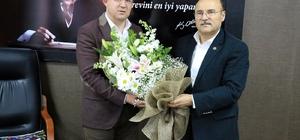 Bem-Bir-Sen'den Başkan Subaşıoğlu'na ziyaret