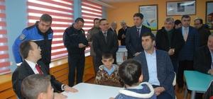'Şehit Polis Demet Sezen Kütüphanesi' törenle açıldı