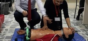 Sağlık evi çalışanlarına hizmet içi eğitim yapıldı