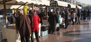 Buca'da üretici ve tüketiciyi buluşturan etkinlik
