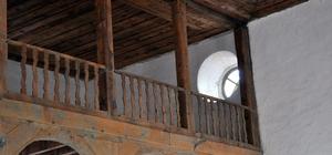 Antik kentteki tarihi camiye restorasyon