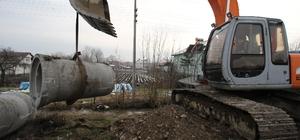 Kızılcıkorman mahallesinde alt yapı güçlendiriliyor