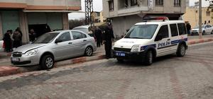 Polis aracı ile hafif ticari araç çarpıştı: 4 yaralı