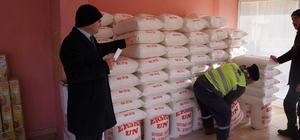 Seyitgazi İlçe Müftülüğünden Halep'e yardım eli