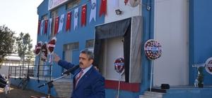 Nazilli'de Mezbaha tesisleri törenle açıldı
