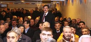 AK Parti Bünyan İlçe Teşkilatı Kayseri'den En Başarılı Türkiye'de 98. Teşkilat Oldu