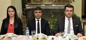 Gümüşhane Vali Yardımcısı Turan'a veda programı