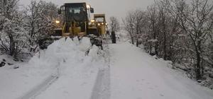 Adıyaman'da 88 köy ve 120 mezra yolu ulaşıma kapandı