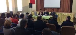 Muratlı'da eğitim-koordinasyon toplantısı