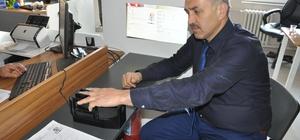 Pınarbaşı'nda çipli kimlik kartları 2017'de dağıtılacak