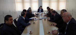Akyazı'da madde kullanımının önlenmesi ile ilgili toplantı gerçekleştirildi