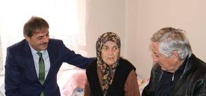Başkan Yusuf Alemdar'dan Bahçelievler Mahallesine ziyaret