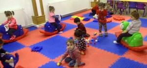 Ayancık'ta çocuk kulübü açıldı
