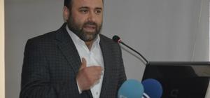 Lise öğrencilerine Diyarbakır'ın manevi değerleri anlatıldı