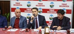 Başkan Eroğlu, vizyon projelerini 2017 yılında hayat geçirecek