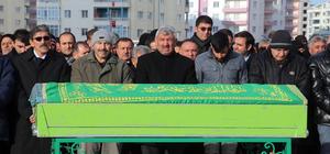 Sivas İl Genel Meclis Üyesi Sevim'in acı günü