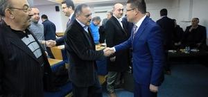 Başkan Subaşıoğlu, DTO meclis toplantısına katıldı