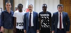 Belediye Gençlik spor takımı başarısını madalyalar ile taçlandırdı