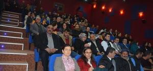 Torbalı'daki sinema salonuna Yağmurlarda Yıkansam filmiyle açılış