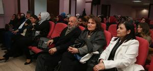 """Aksaray'da """"Cilt Sağlığı ve El Ayak Bakımı"""" semineri"""