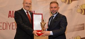 En anlamlı Anıt Proje ödülü Kafaoğlu'na