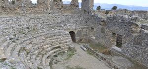 Anemurium Antik Kenti, Büyükşehir Belediyesi'nin desteğiyle restore edilecek