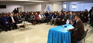 Başkan Subaşıoğlu gençlere tecrübelerini aktardı