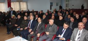 Suluova'da İlçe Güvenlik Kurulu Toplantısı