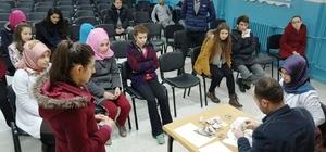 Harçlıklarını Halep'e bağışladılar