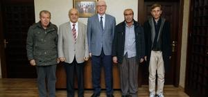 Başkan Kurt kitle örgütleriyle buluşmaya devam ediyor