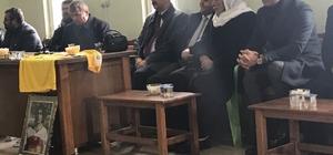 Başsavcı Güre'den Kaptan Şehmuz'un ailesine taziye ziyareti
